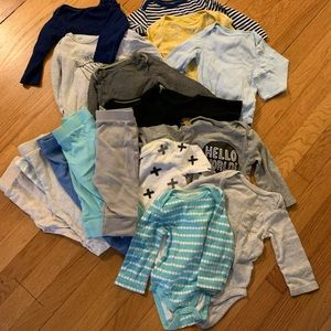 Large Lot of Cloud Island Outfits